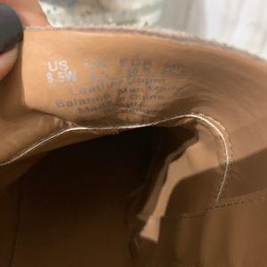 Franco Sarto Shoes - Franco Sarto Kelton Booties Size 8.5 W